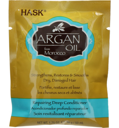 Argan oil repair deep conditioner