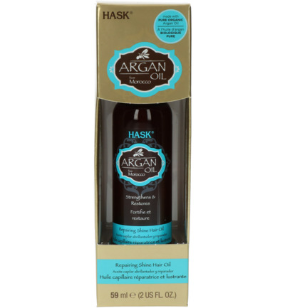 Argan oil repair shine oil