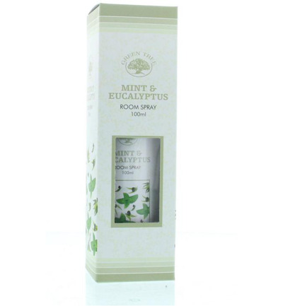Room spray mint & eucalyptus