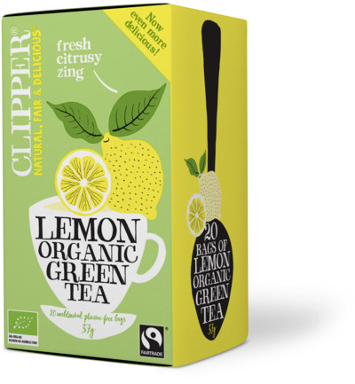 Clipper Green tea lemon 20st