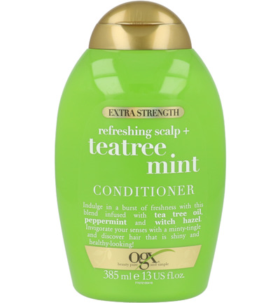 Extra str refr scalp & tea tree mint conditioner