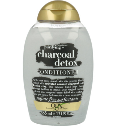Purifying+ charcoal detox conditioner