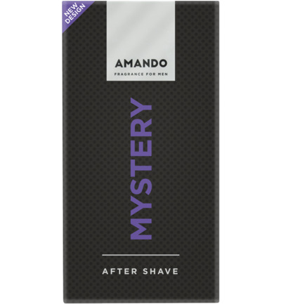 Amando Mystery After Shave