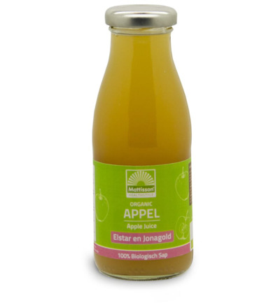 Appelsap/Apple juice bio