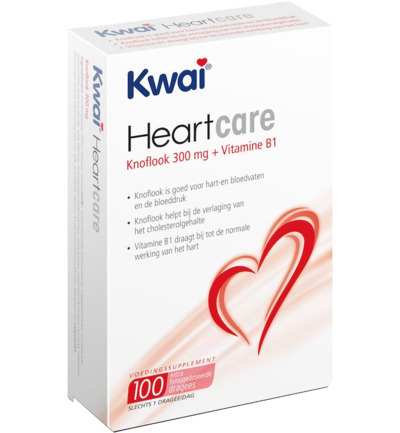 Heartcare knoflook