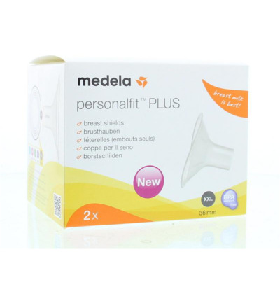 Personal fit plus borstschilden maat XXL 36 mm