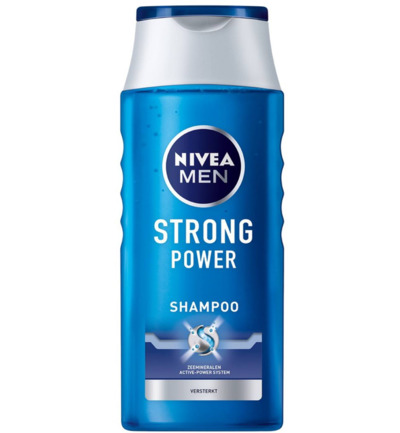 Men shampoo strong power