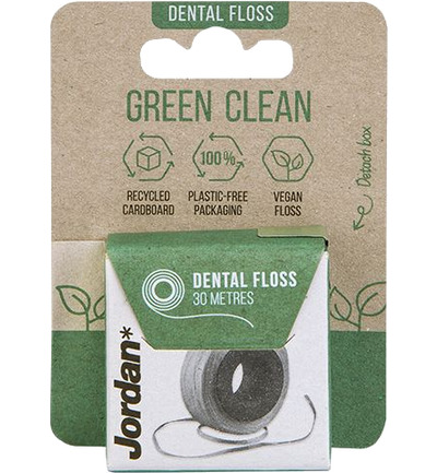 Green clean floss 30 meter