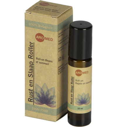 Lotus rust en slaap roller bio