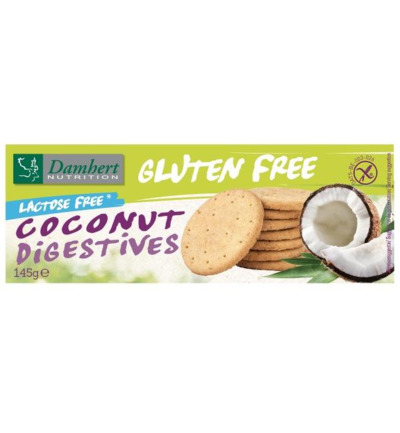 Coconut digestives