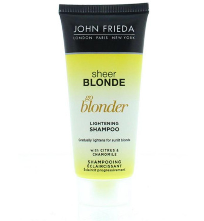 Shampoo go blonder mini