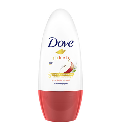 Deodorant roller go fresh apple