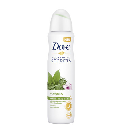 Deodorant spray nourishing secrets awakening