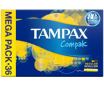 Tampons compak regular