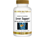 Lever support