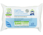 Baby Micellair Water Cleansing Wipes X70