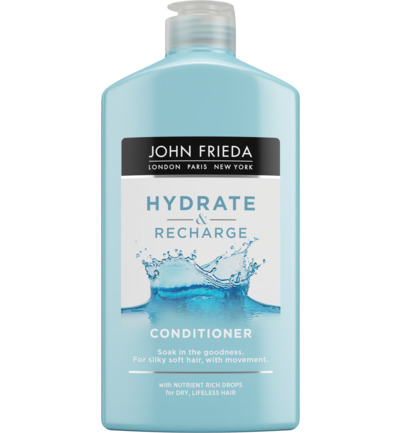 Conditioner hydrate & recharge