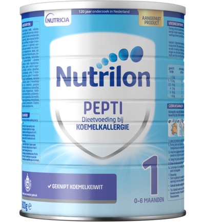 Pepti 1 koemelkallergie advanced