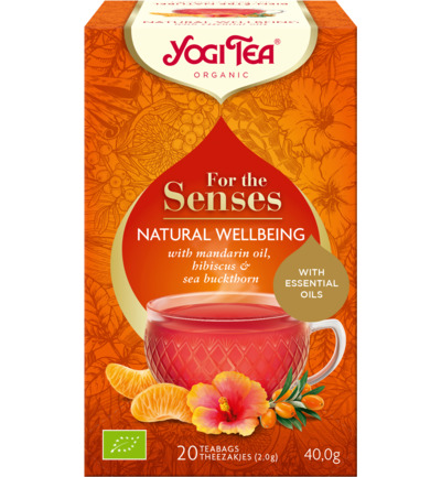 Tea for the senses natural wellbeing