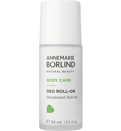 Body care deodorant roll on