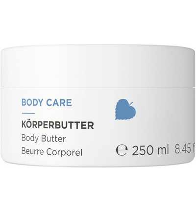 Body care body butter