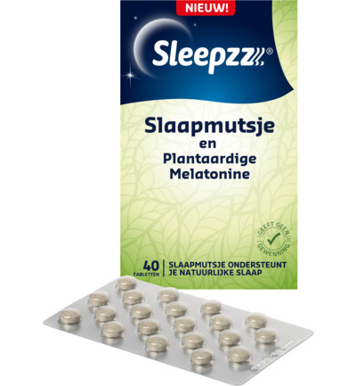 Melatonine plantaardig 0,29 mg