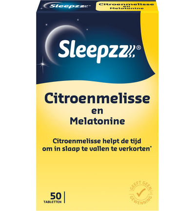 Melatonine citroenmelisse