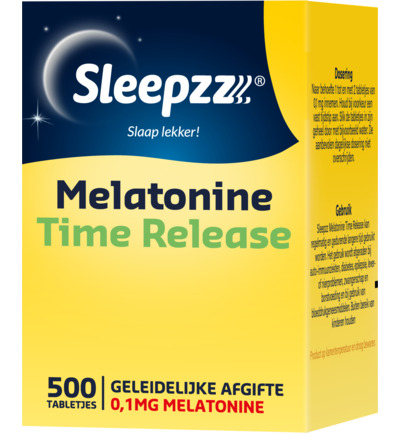 Melatonine time release
