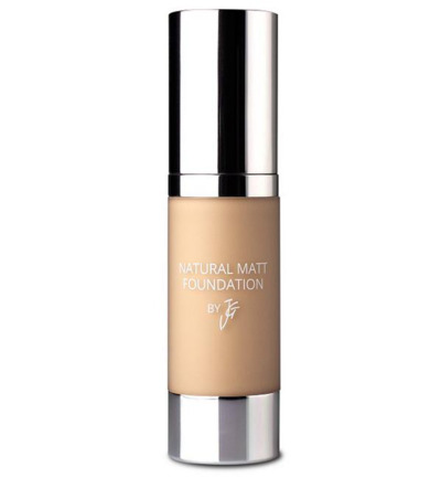 natural matt foundation 27