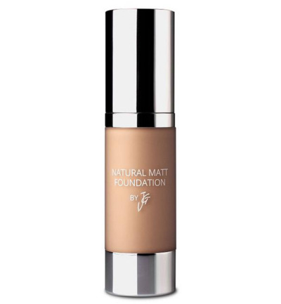 natural matt foundation 44