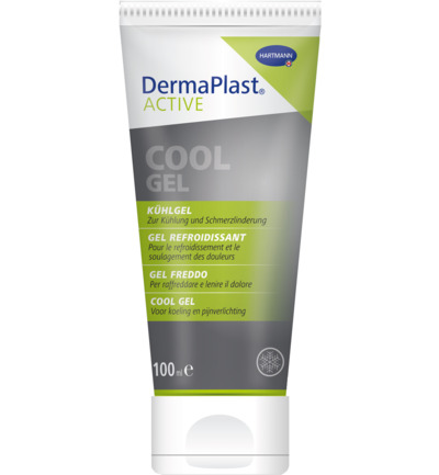 Active cool gel
