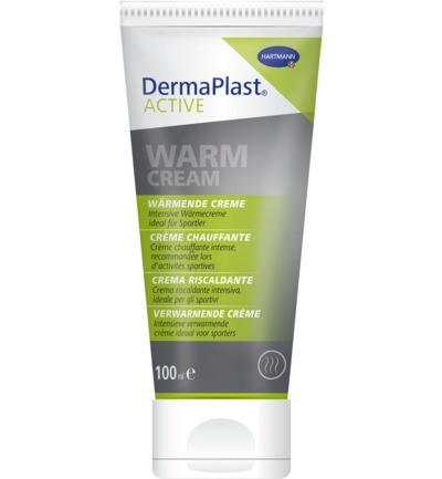 Active warm cream