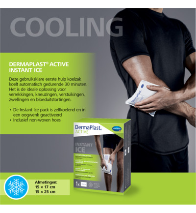 Active Instant ice kompres L