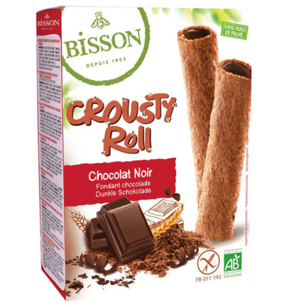 Crousty roll pure chocolade