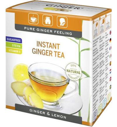 Ginjer original gember instant thee