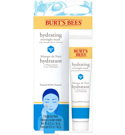 Mask hydrating overnight