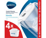 Waterfilterbundel Marella cool white + 4 filterpat