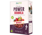 Power granola boost bio