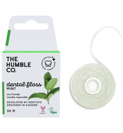 Dental floss fresh mint 50 meter