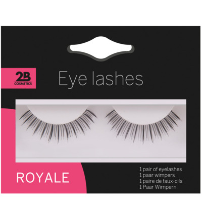 Lashes royale