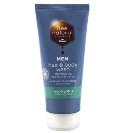 Hair & body wash men eucalyptus