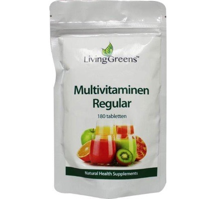 Multi vitaminen en mineralen