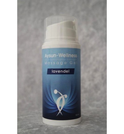 Massage gel lavendel