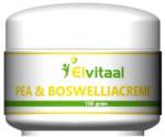 Pea & boswellia creme