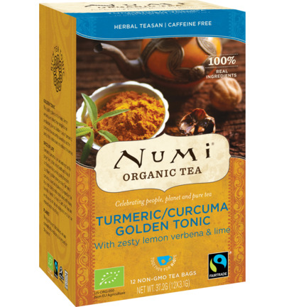 Turmeric tea golden tonic