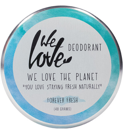 The Planet cremedeodorant Forever fresh