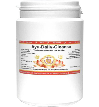 Ayu - daily - cleanse