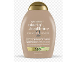 Anti-Hair fallout niacin caffeine conditioner