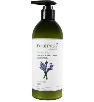 Hand & body lotion lavender