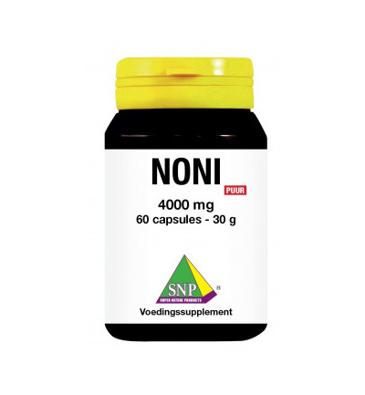 Noni extra forte 4000 mg puur